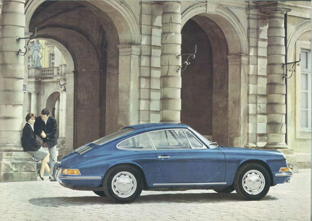 Porsche 1966