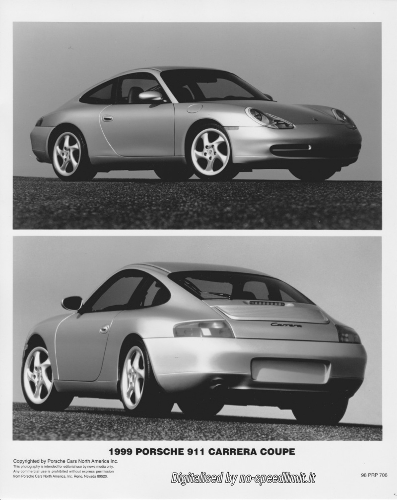 Porsche 1999