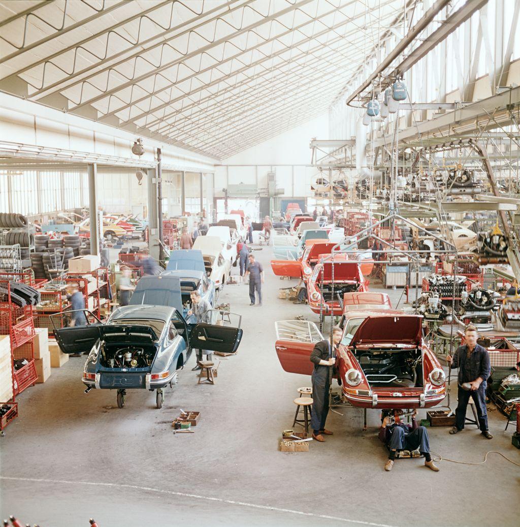 Porsche_Werkfoto_1965