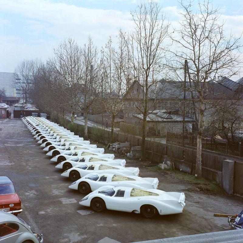 Porsche 1969