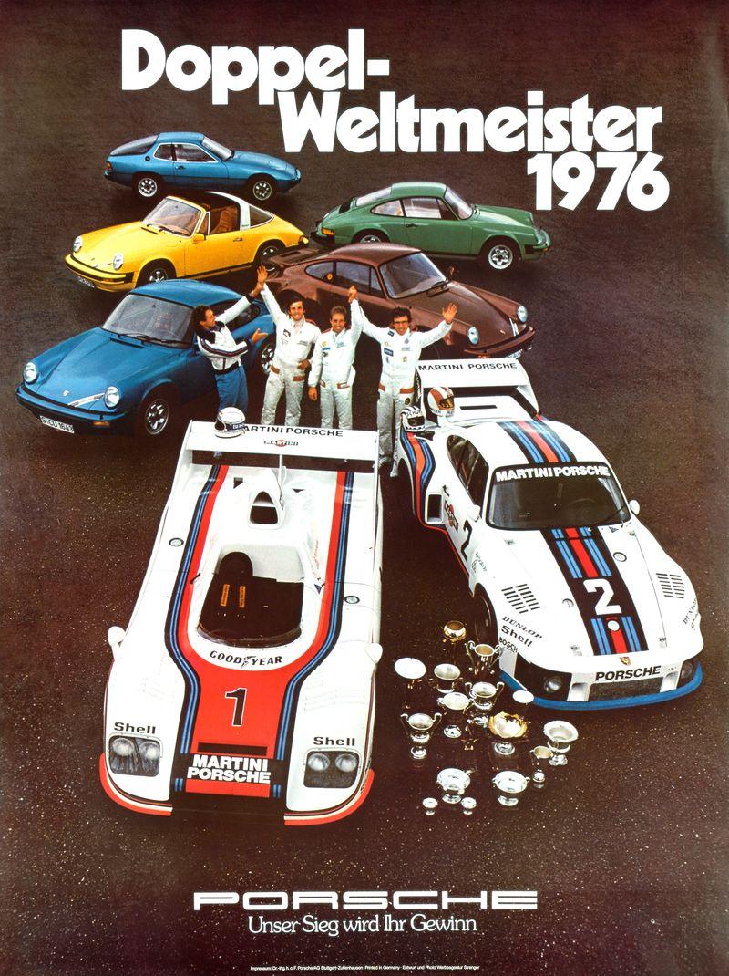 Porsche 1975