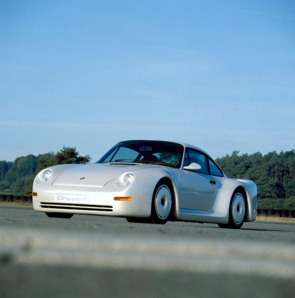 Porsche 1984