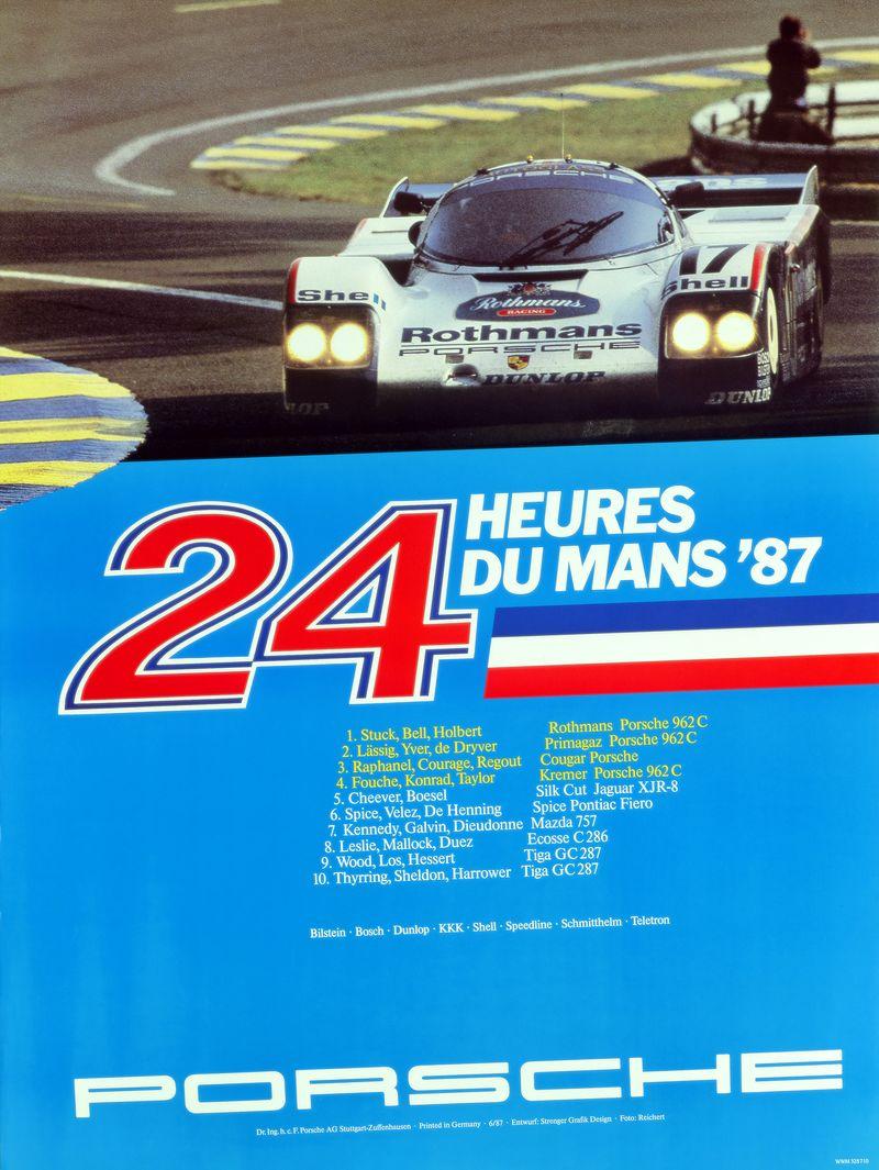 Porsche 1987