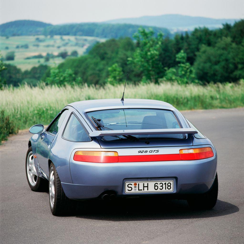 Porsche 1992