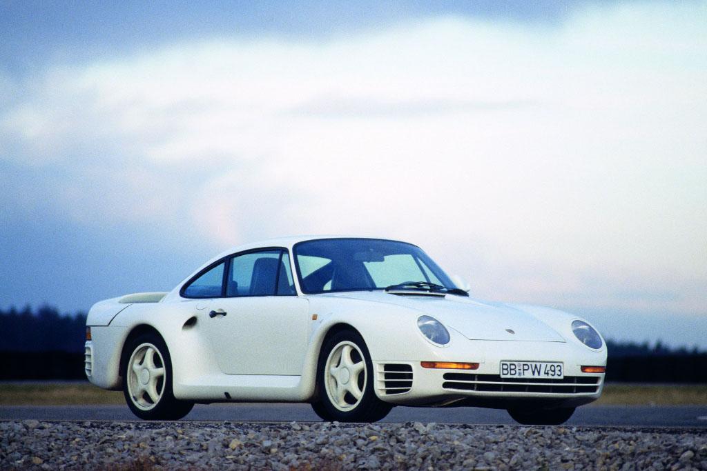 Porsche 1985