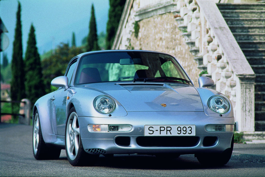 Porsche 1996