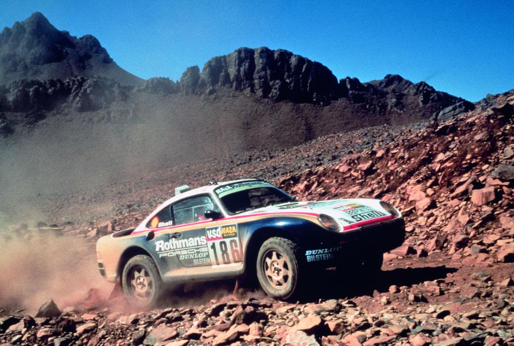 Porsche 1986