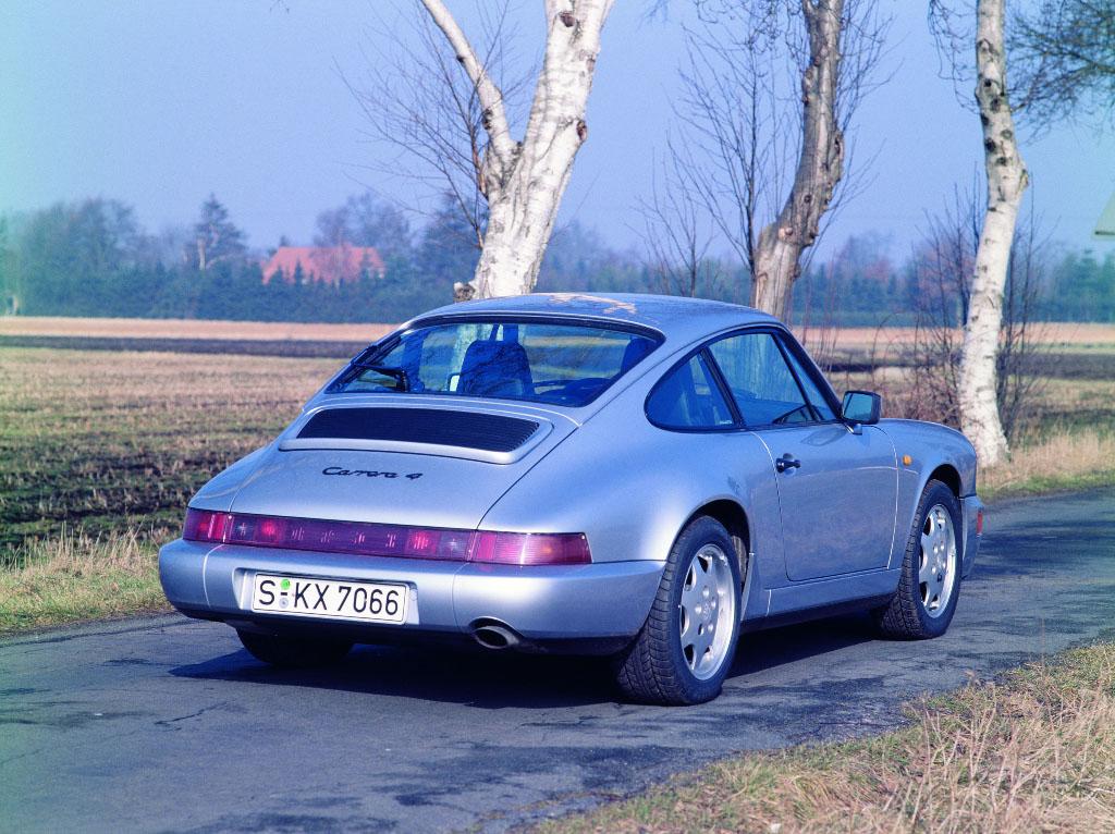 Porsche 1991